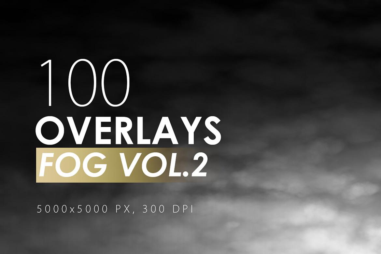 100 Fog Overlays Vol. 2 example image 1