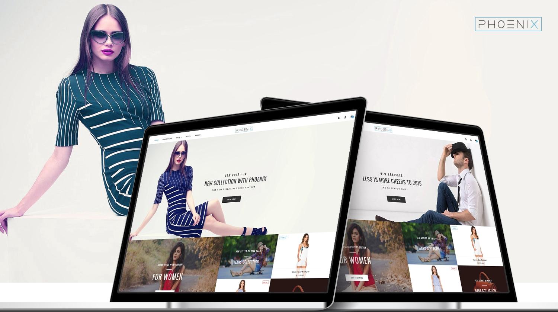 Phoenix Shopify Theme example image 2