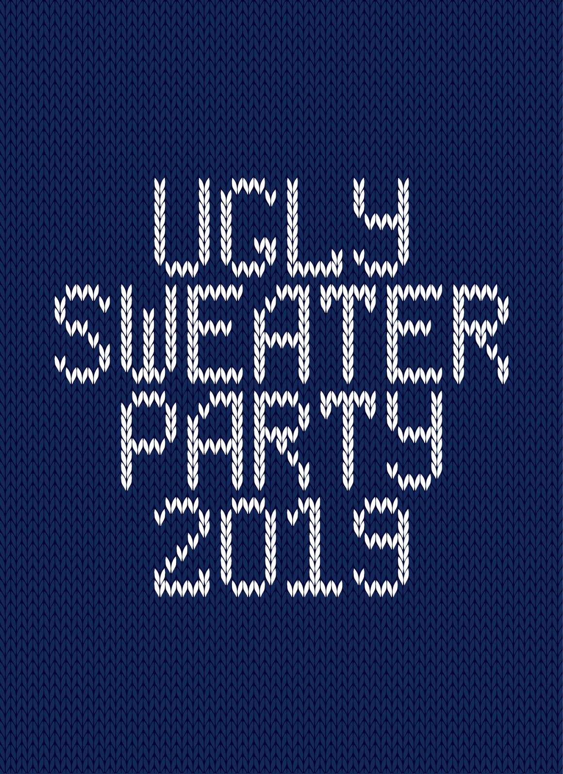 Christmas Knitted Font Ol Version 2.0 example image 8