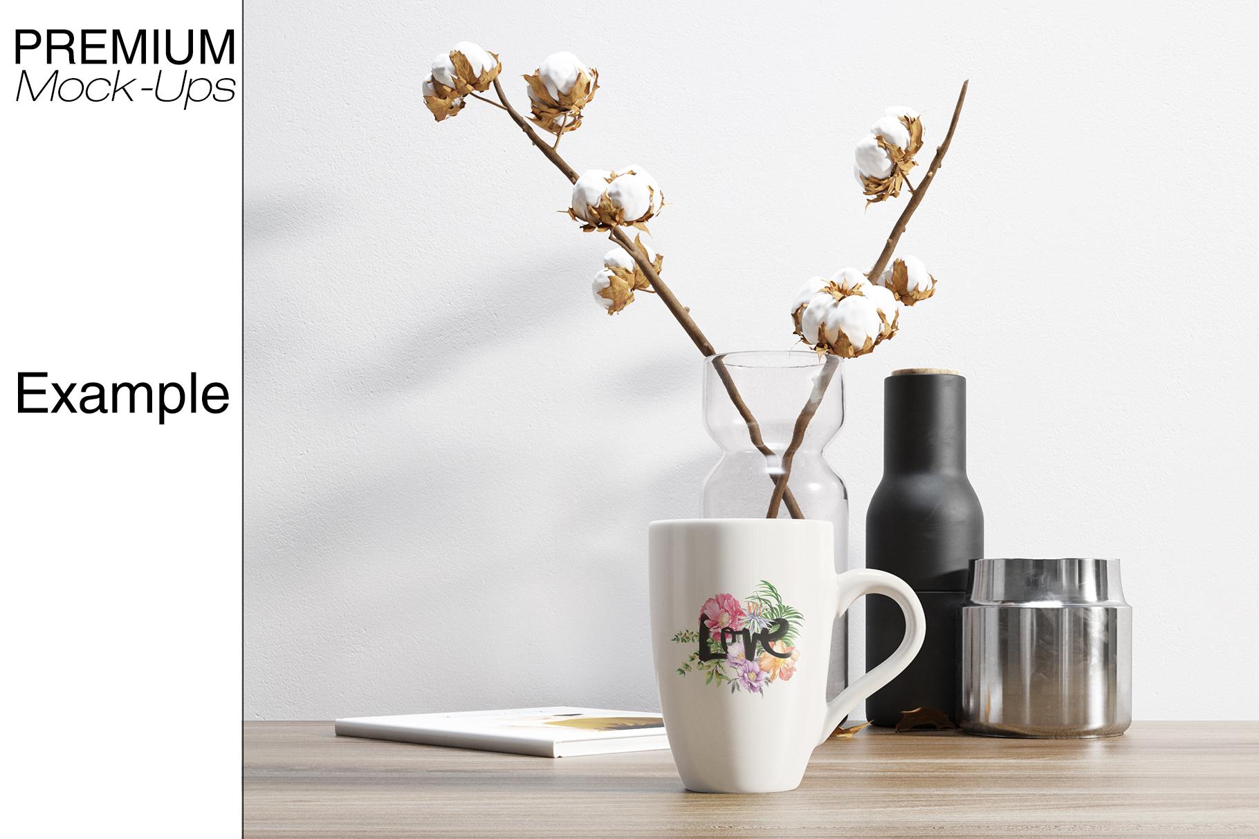 Mug Mockups - Many Shapes example image 2