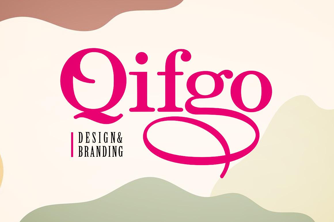 Elegant Sans & Script Font example image 5