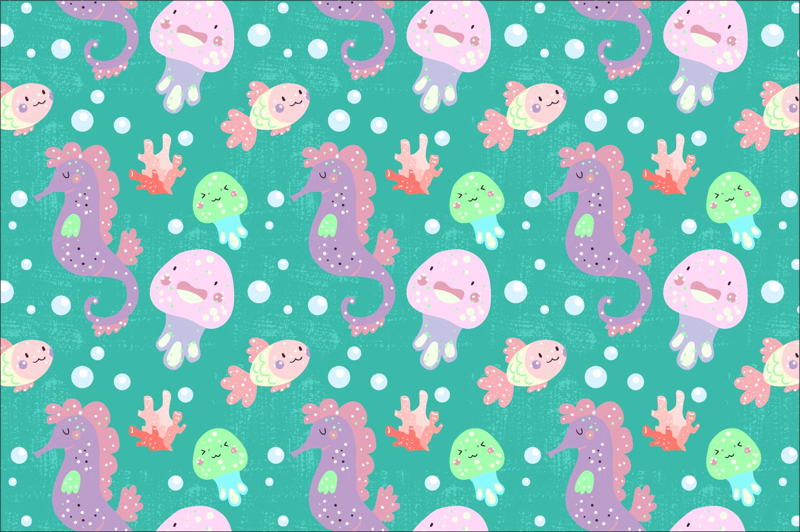Sea Cuties example image 2