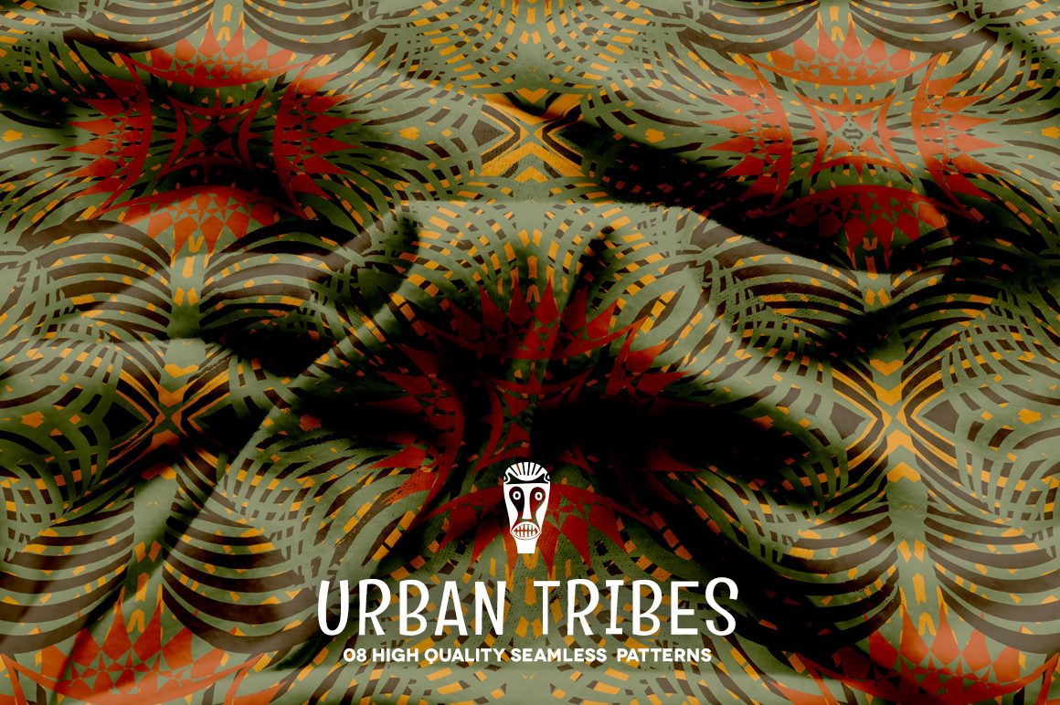 Urban Tribes example image 3