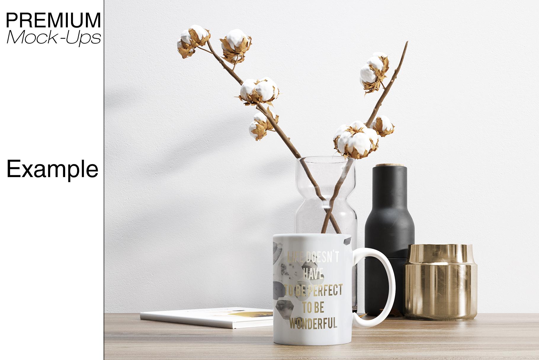 Mug Mockups - Many Shapes example image 8