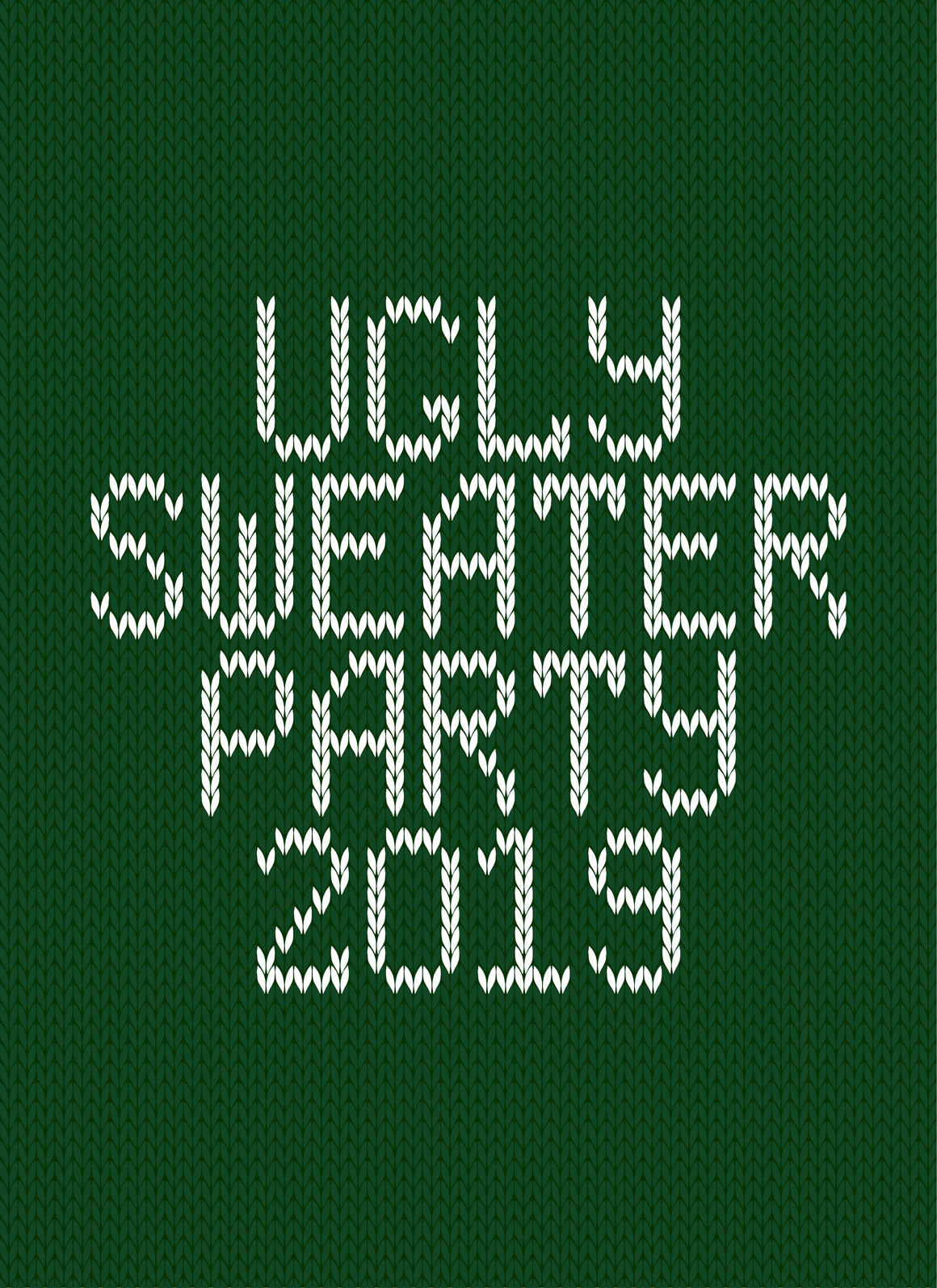 Christmas Knitted Font Ol Version 2.0 example image 7