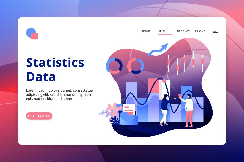 Data Analysis sets Illustration example image 5
