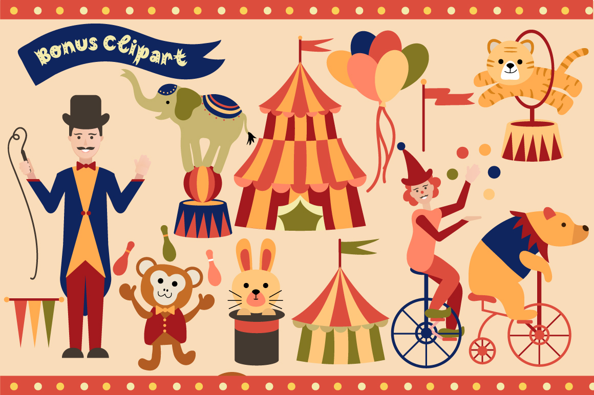 The Great Circus  example image 3