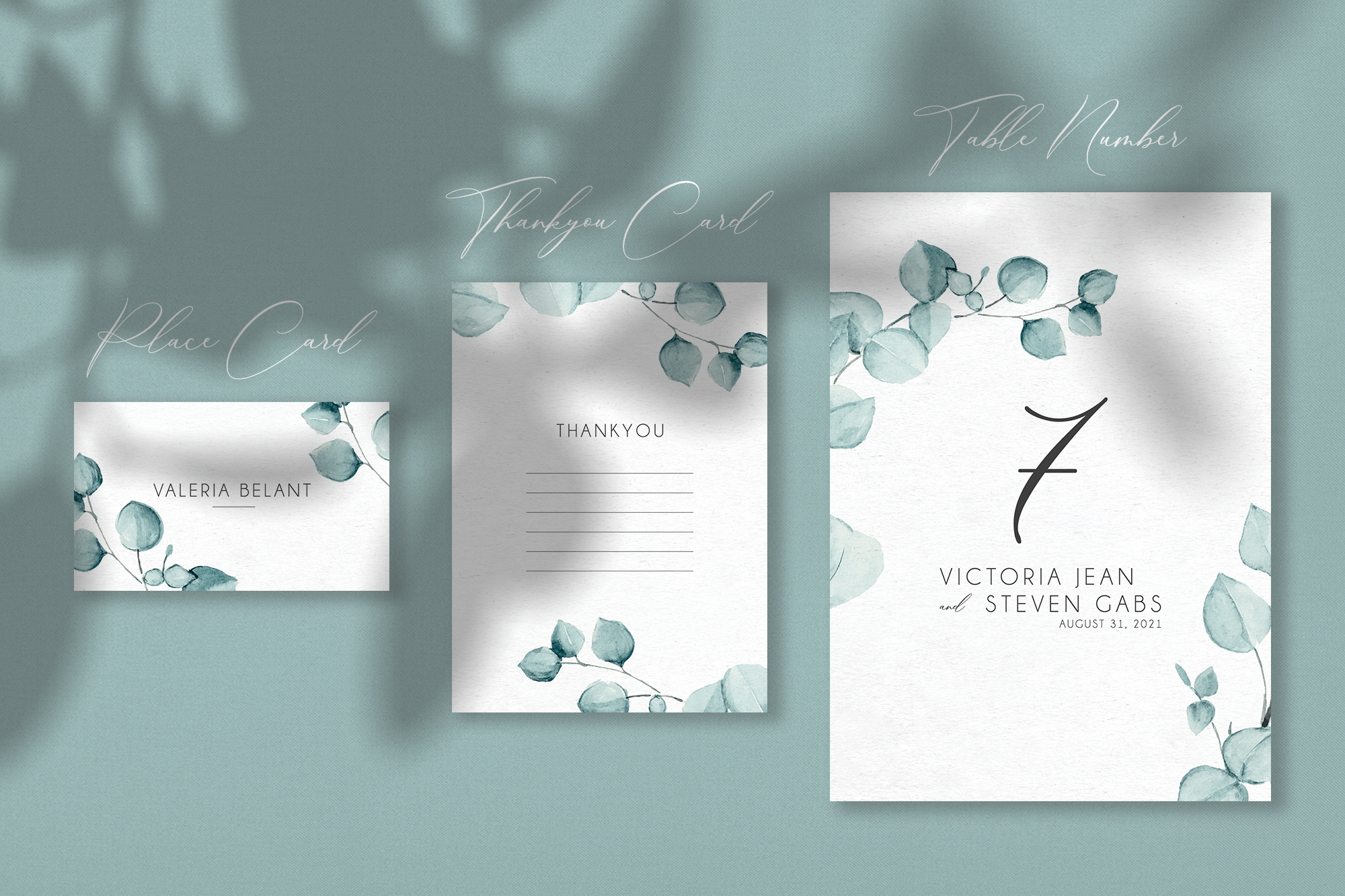 Eucalyptus - Wedding Suite example image 3
