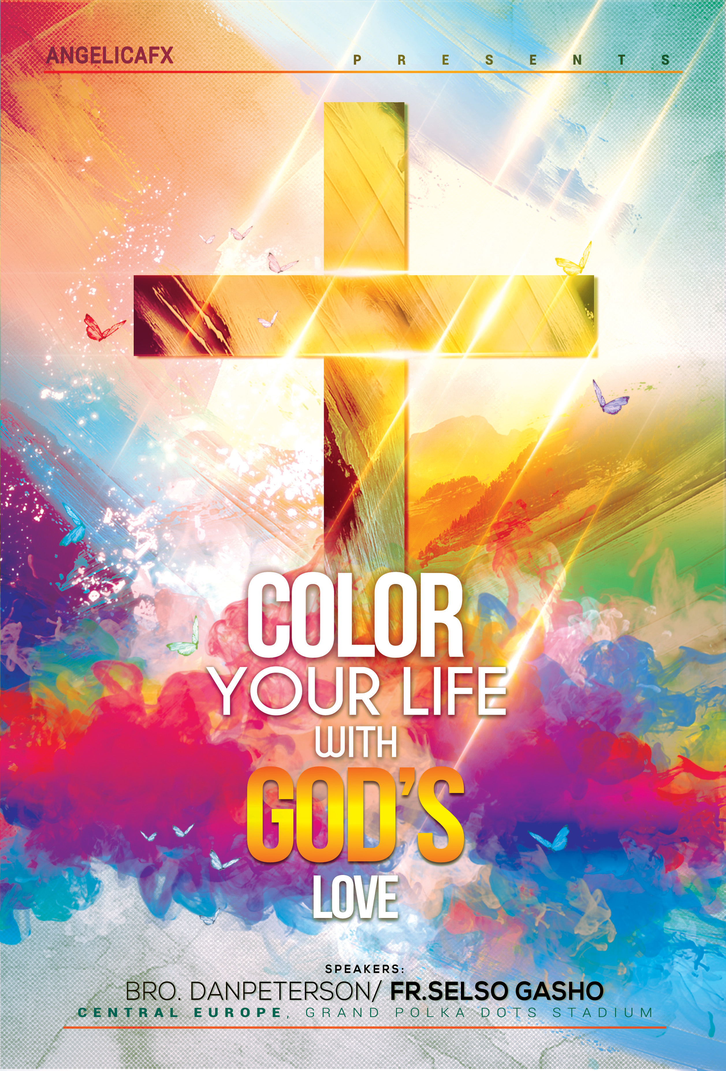 Color your Life With GOD'S Love example image 2