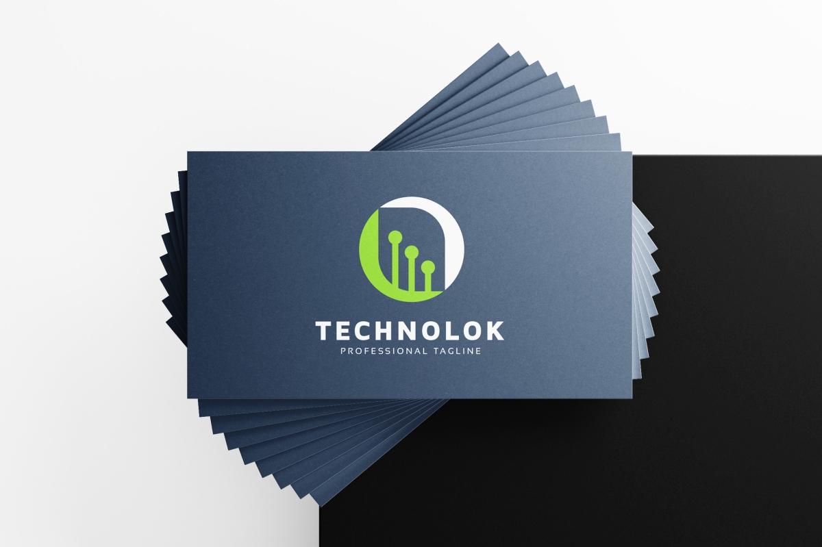 Technology Circle Logo example image 4
