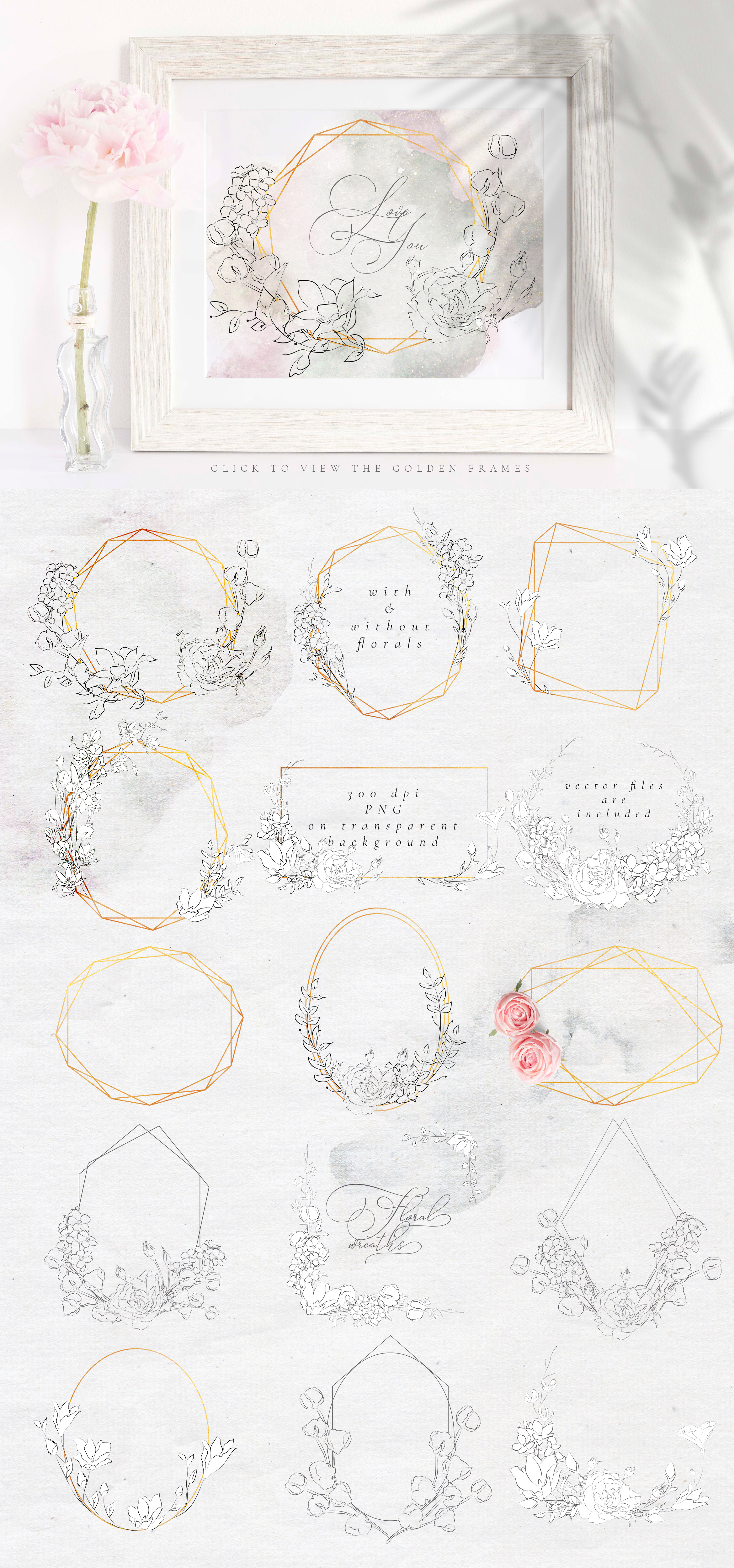 Subtle Beauty Graphic Collection example image 9