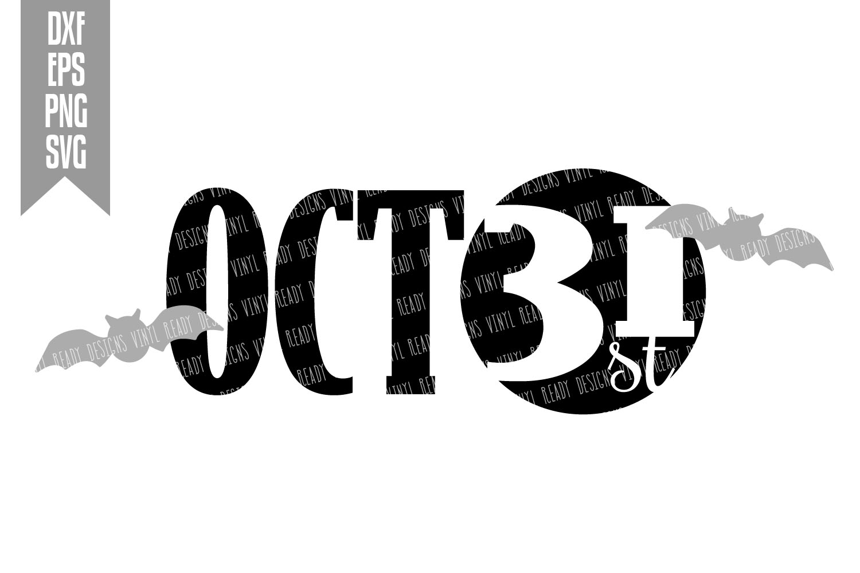 Halloween Bundle #1- 30 designs - Vector Clip Art File example image 25