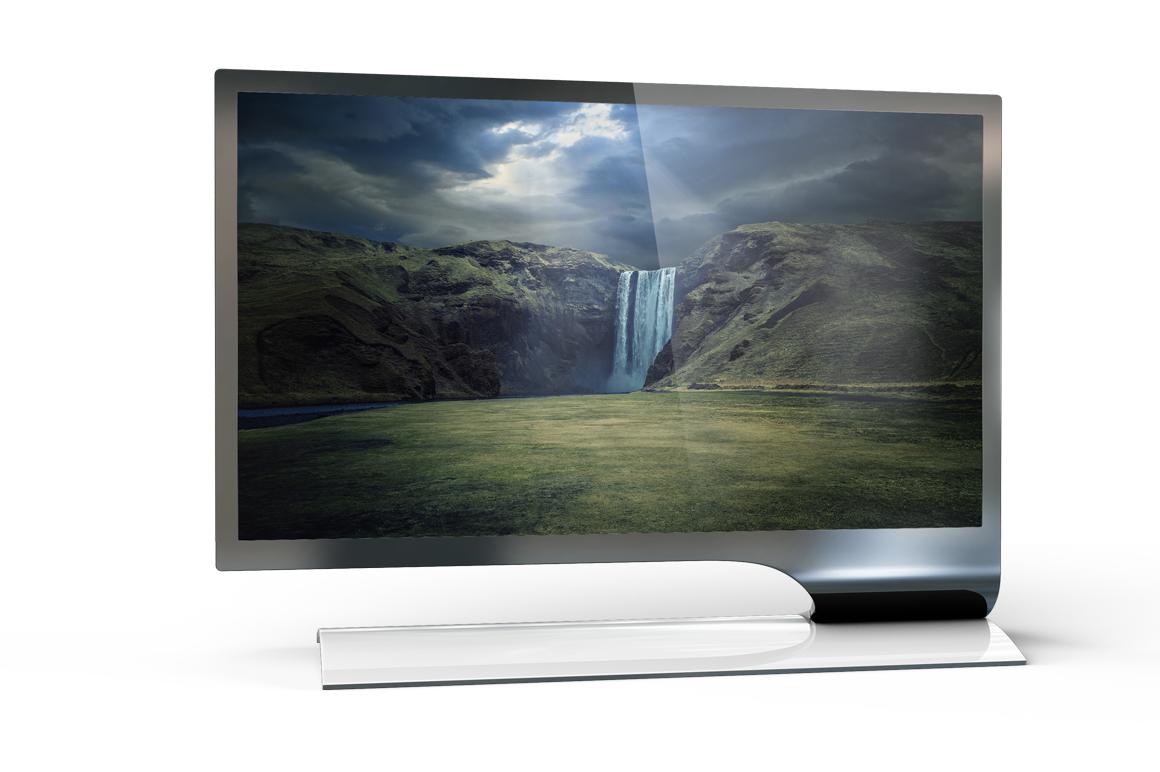 LED Monitor Mockup example image 18
