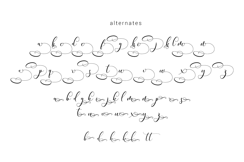 Andieny Script example image 9