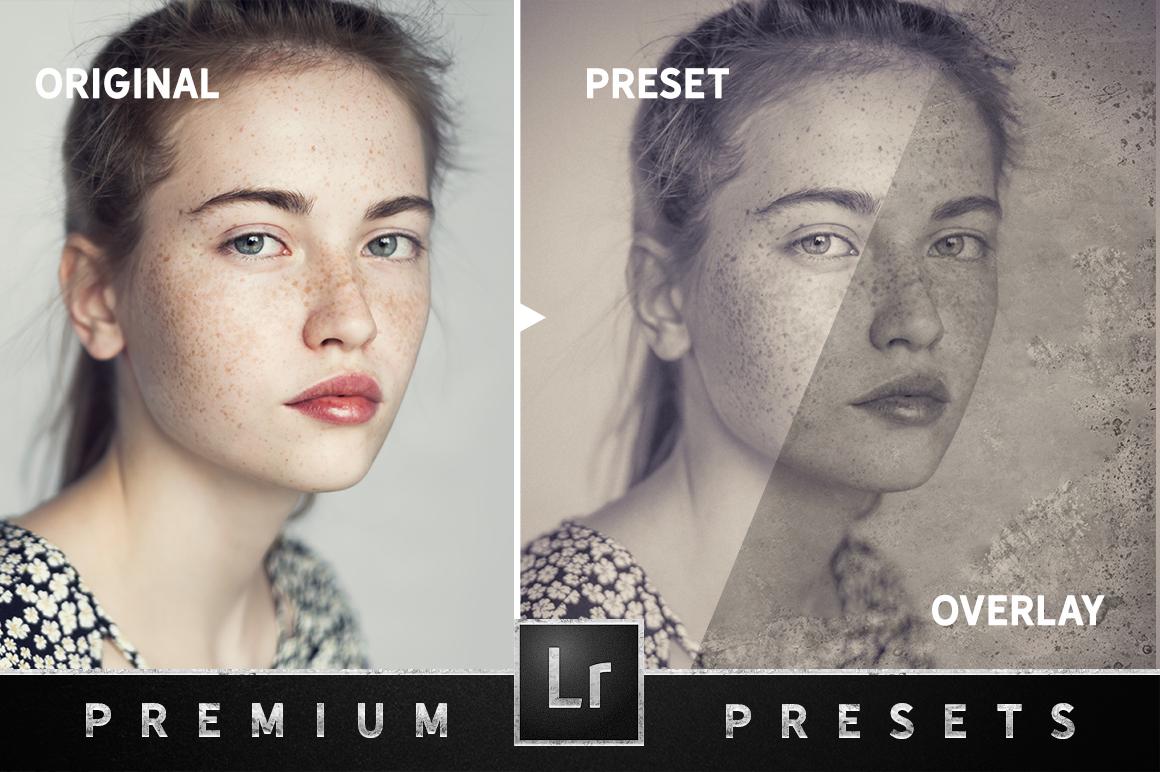 Wet Plate Effect Lightroom Presets example image 6