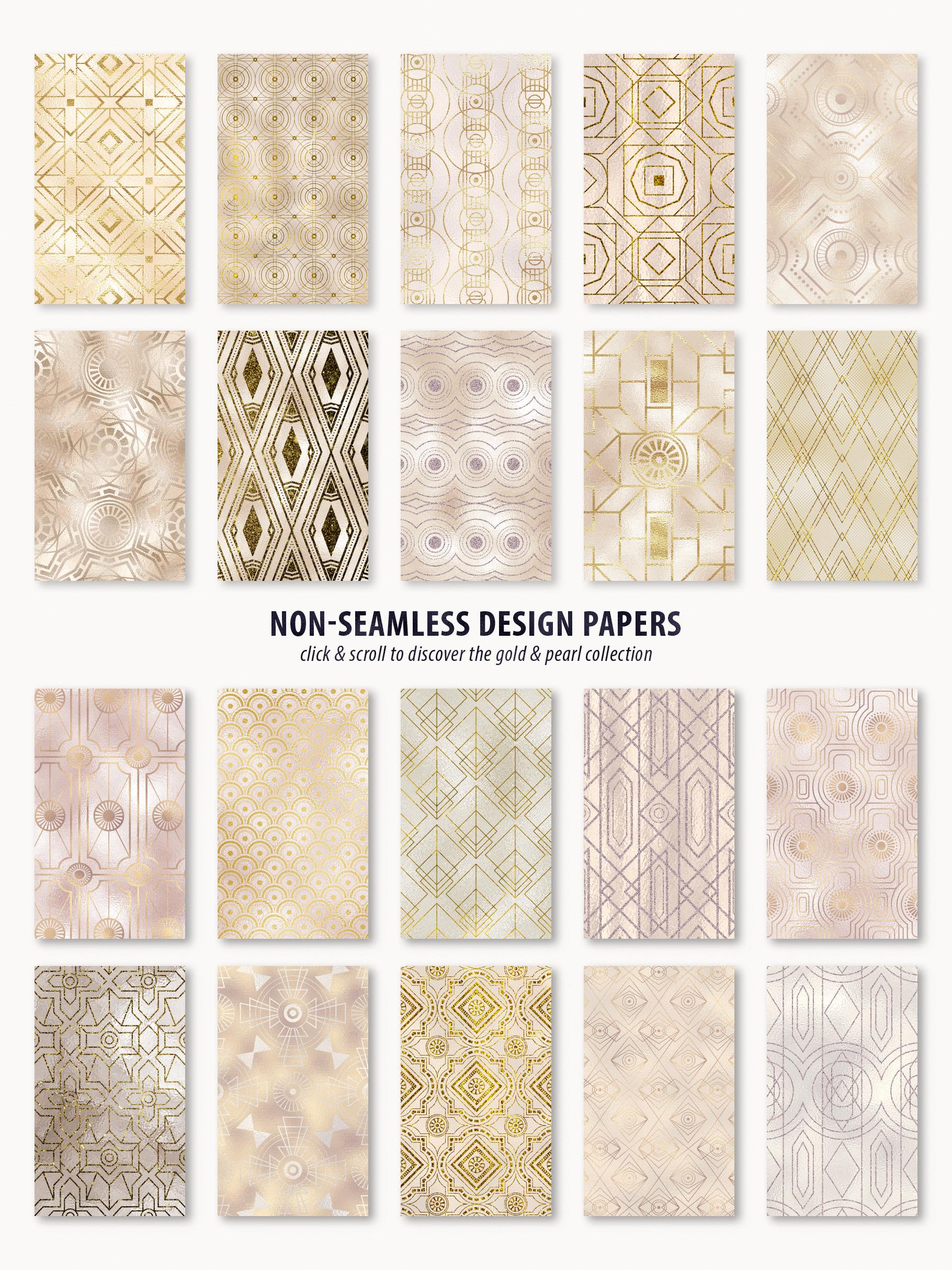Noir - Patterns & Textures Bundle example image 29