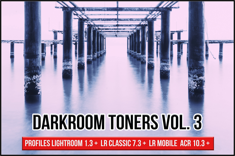 Darkroom Toners Vol. 3 profiles Lightroom ACR example image 1