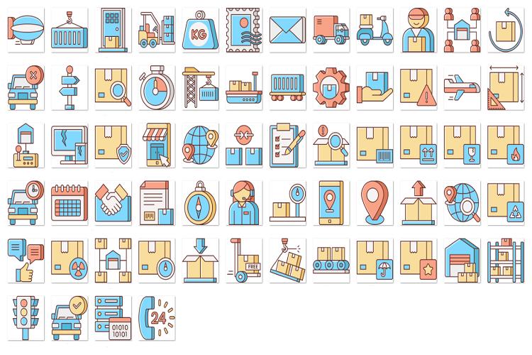 Logistics example image 1