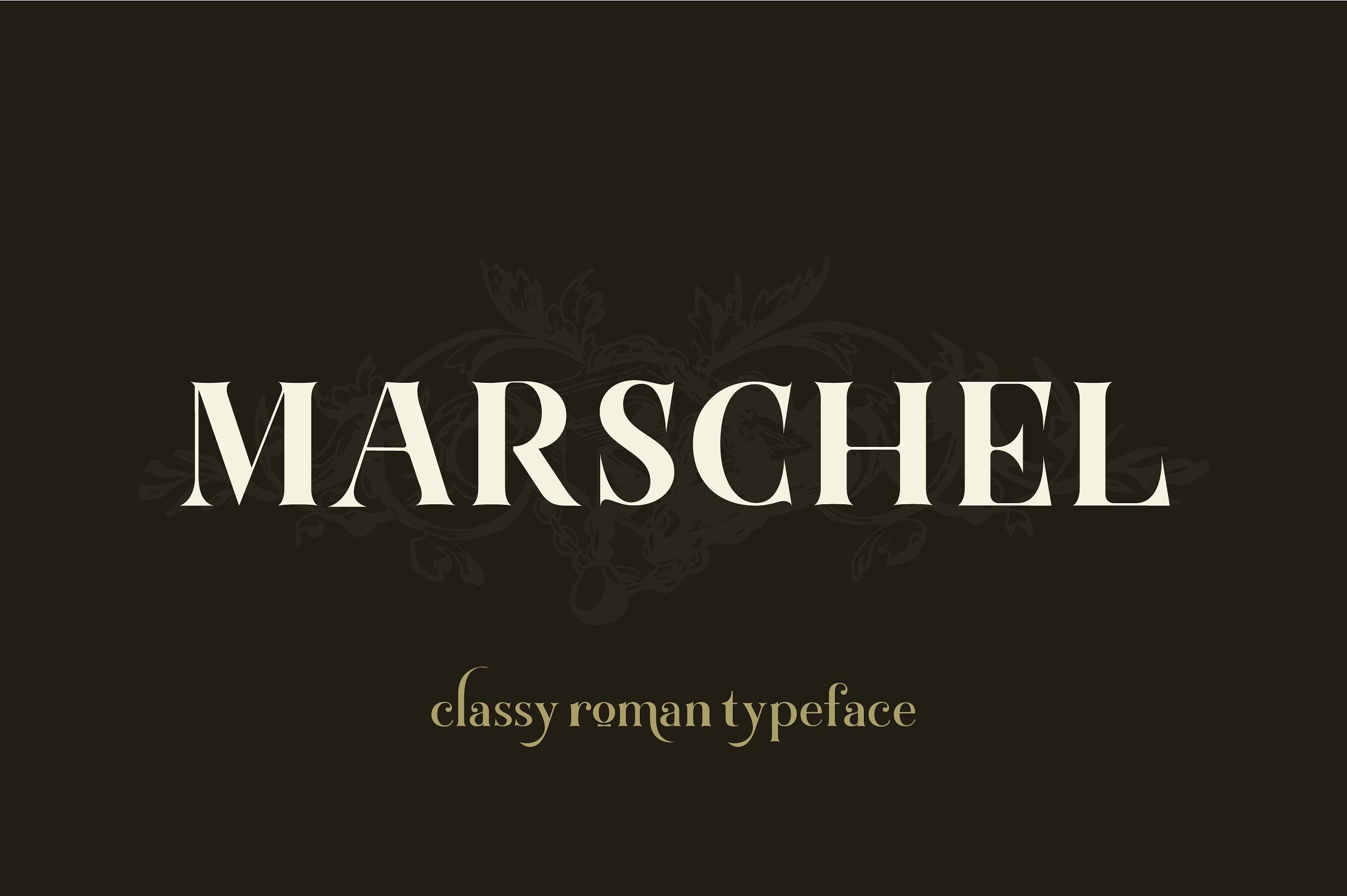 Marschel Complete Family example image 14