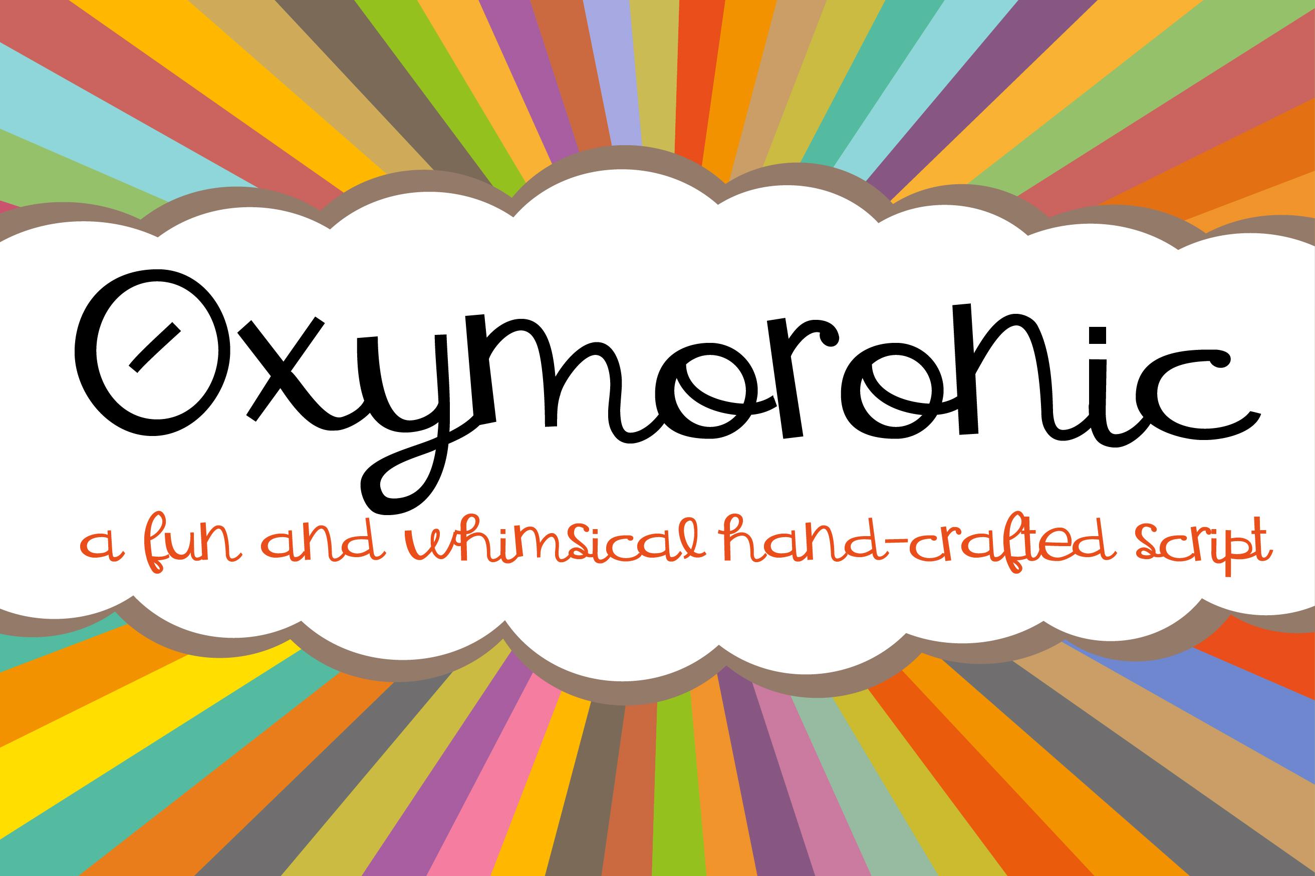 PN Oxymoronic example image 1