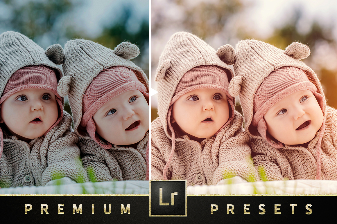 Newborn Baby Lightroom Collection example image 4