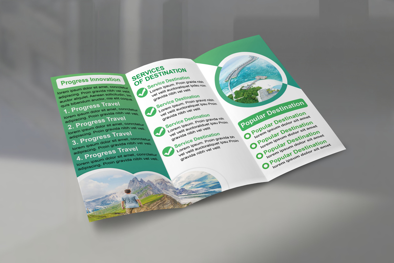 Brochure - Travel Destination example image 3