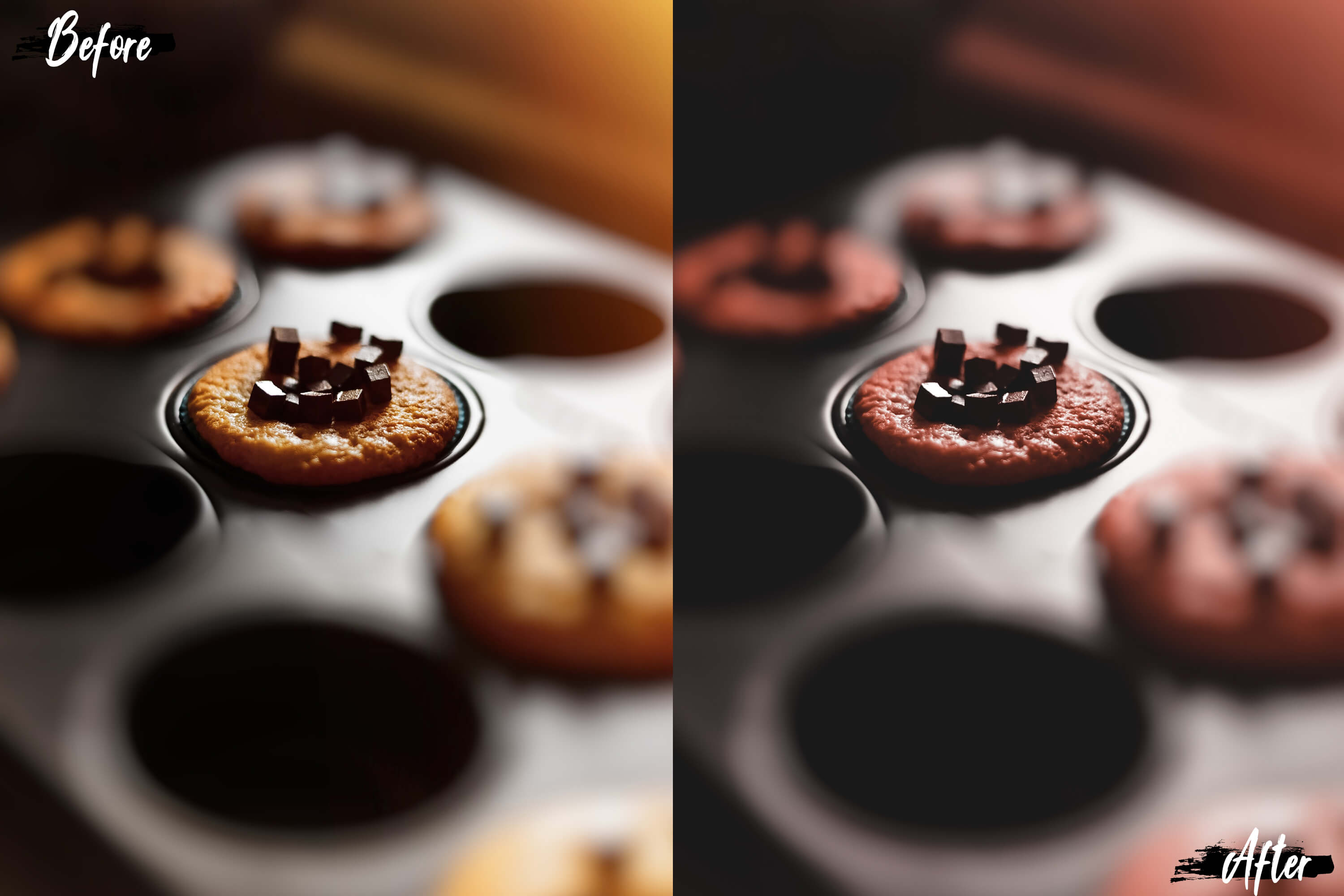 Neo Rich Cocoa Theme Color Grading photoshop actions example image 6