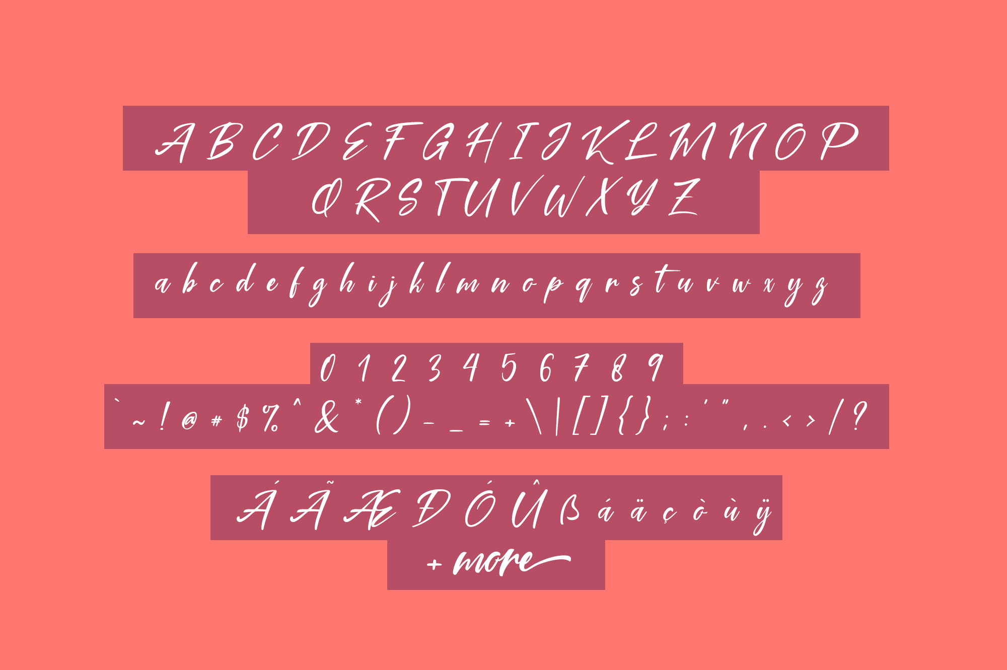 Coral Pen Script example image 6