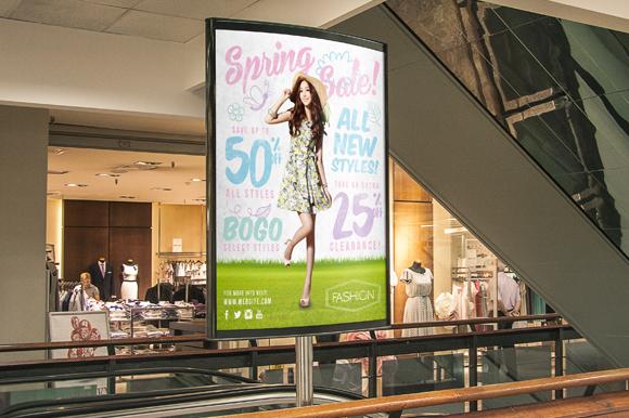 Chalk Poster Ad Creator Kit example image 6