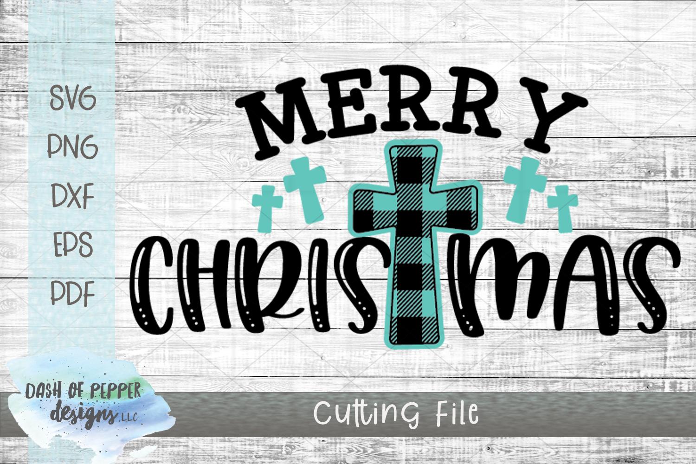 Mini Religious Christmas Bundle II - 5 SVG Designs example image 3