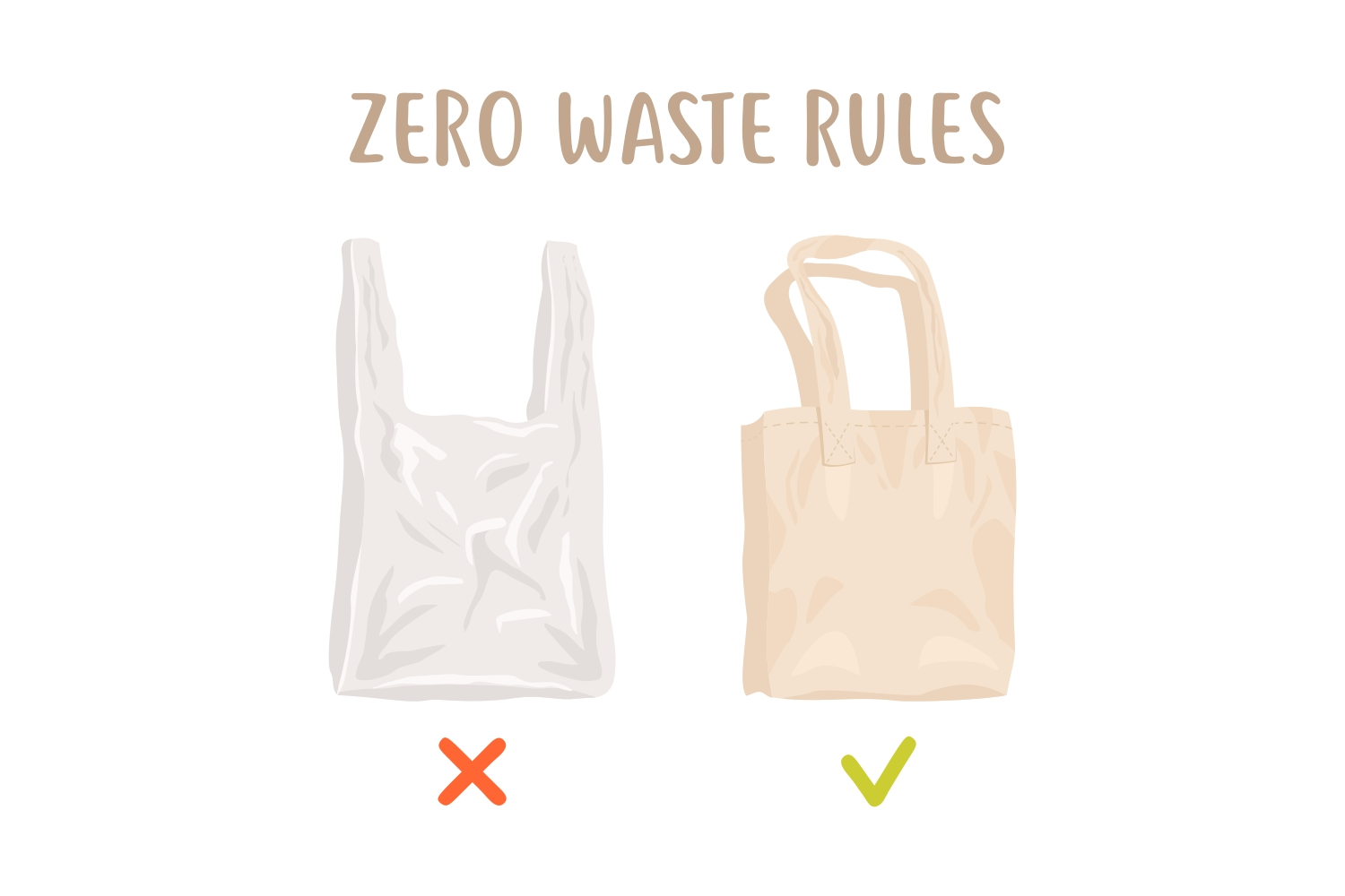Zero waste rules example image 2