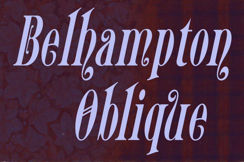 Belhampton Oblique example image 2