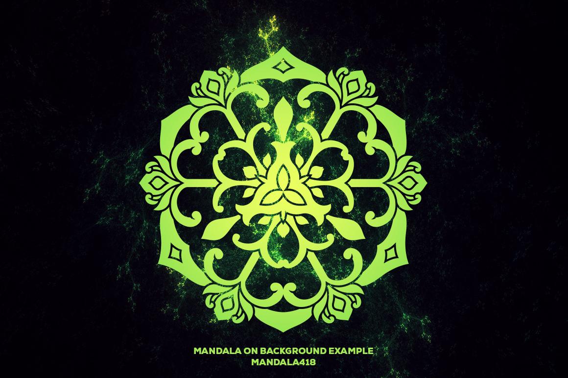 500 Vector Mandala Ornaments example image 34