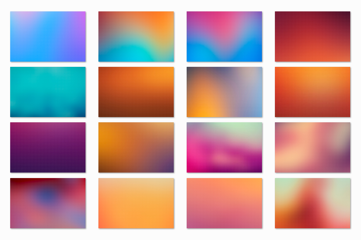 50 Dotted Blur Backgrounds example image 3