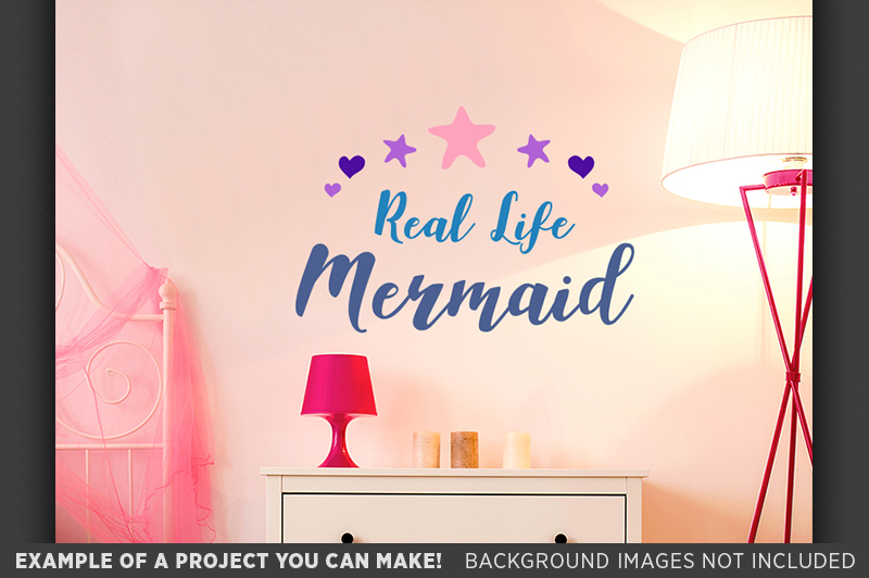 Real Life Mermaid SVG File - Mermaid SVG - 1064 example image 2