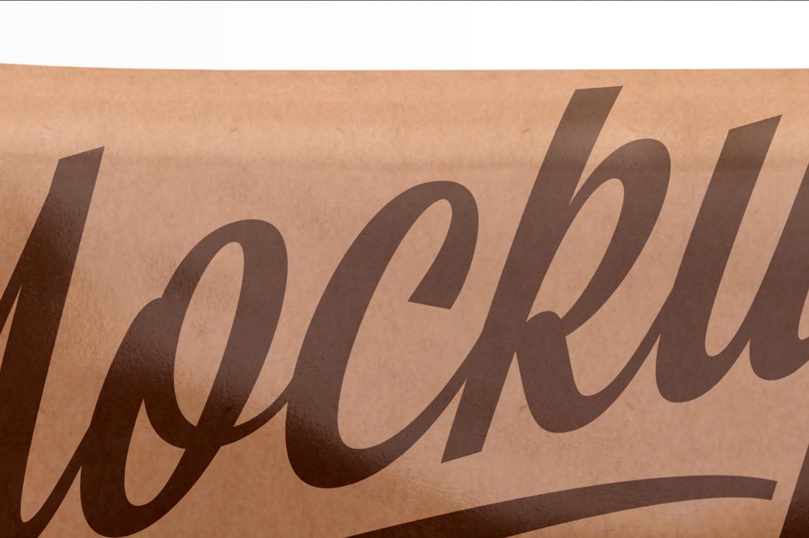 Kraft Snack Bars Box 20x80g Mockup example image 13