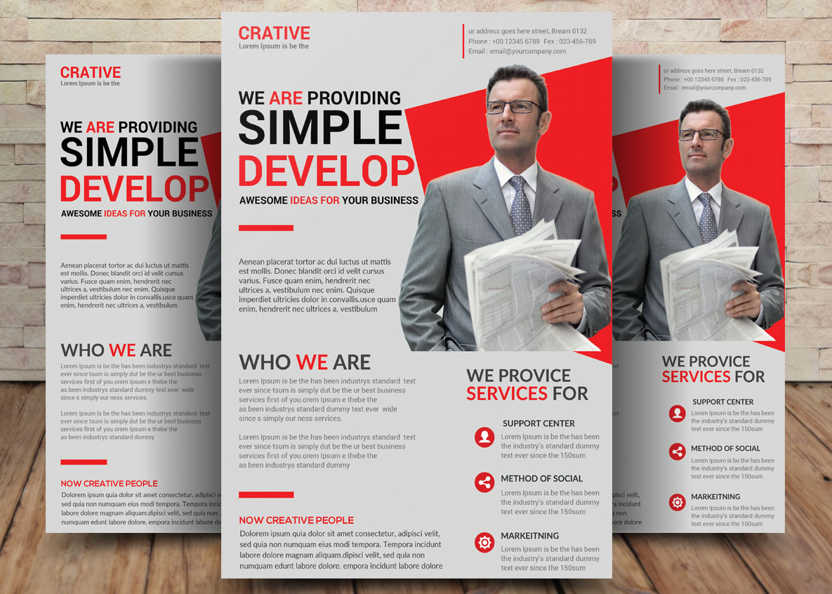 Corporate Business Bundle 24 example image 14