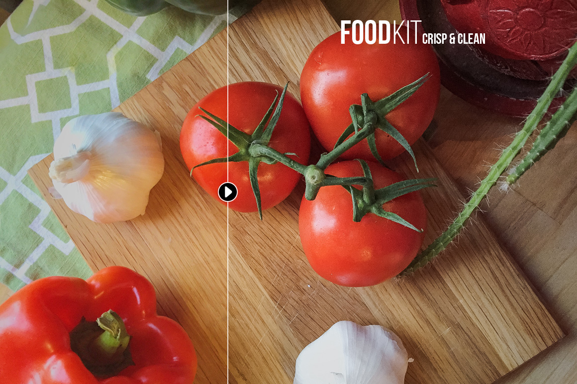 FoodKit - Food Presets for Lightroom & ACR, Desktop & Mobile example image 18