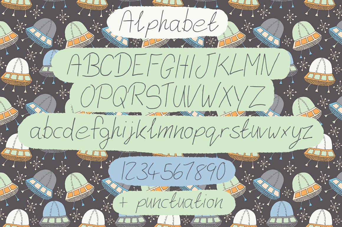 Young Moon Font example image 2