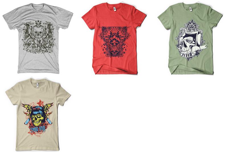 100 T-shirt Designs Vol 4 example image 18