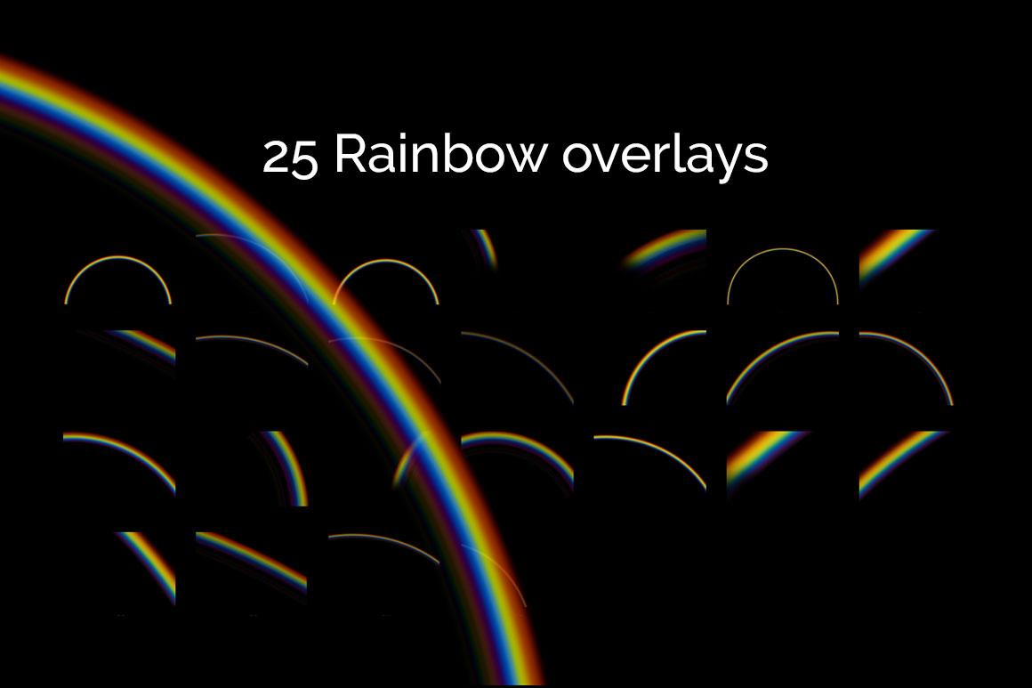 317 Sky Overlays BUNDLE example image 6
