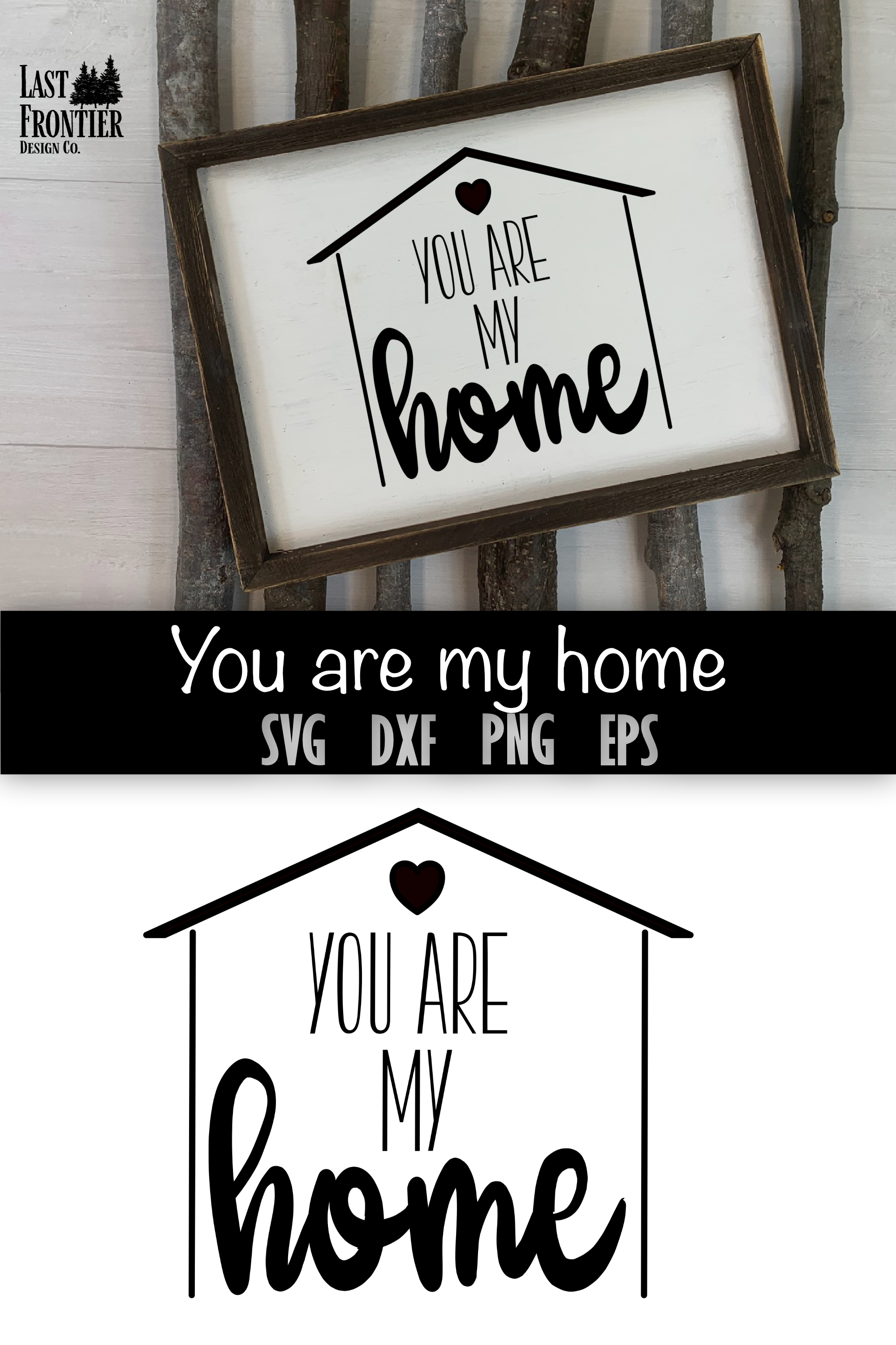 You are my home example image 2