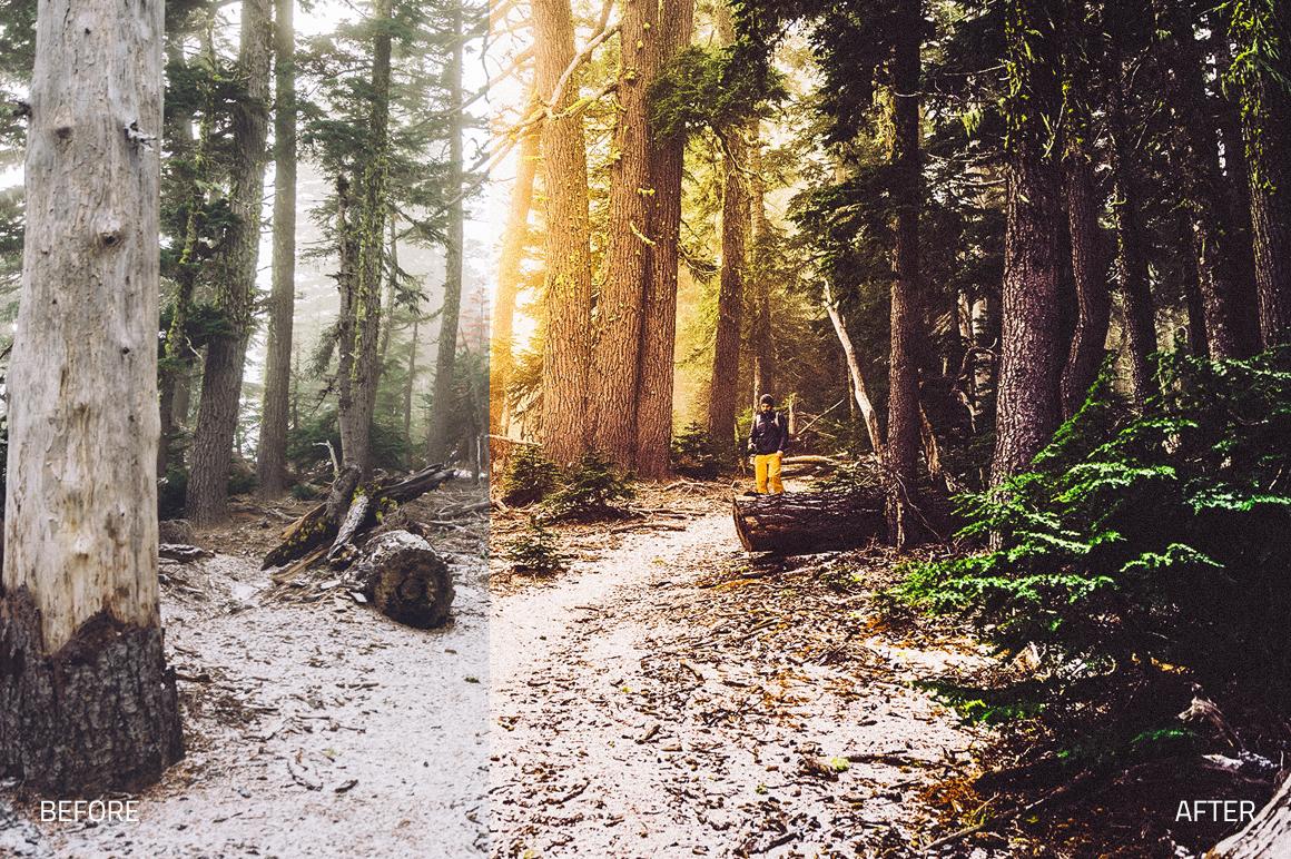 Ultra Landscapes Lightroom Presets example image 3