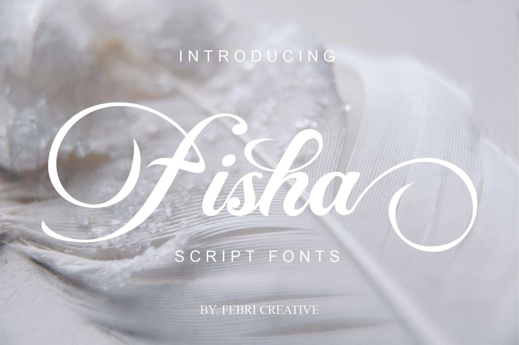 Fisha Script example image 1
