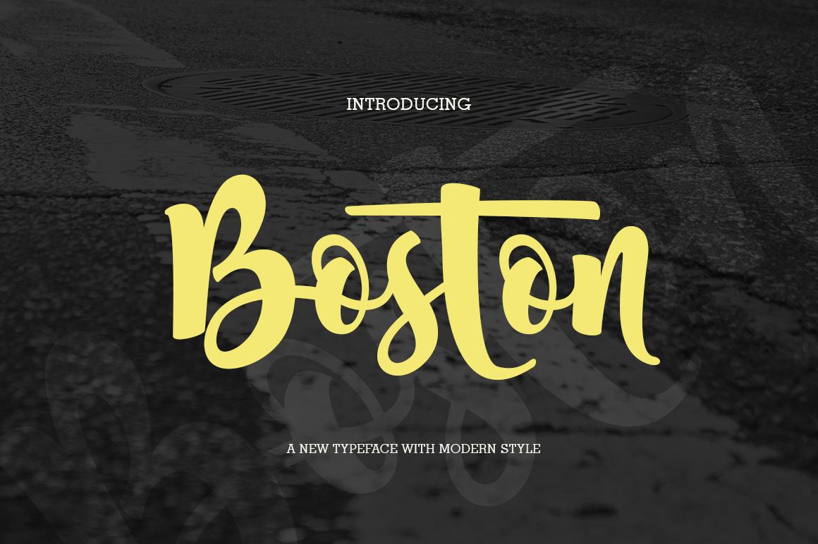Boston example image 1