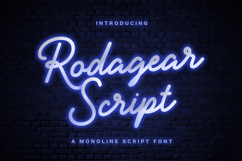 Rodagear example image 1