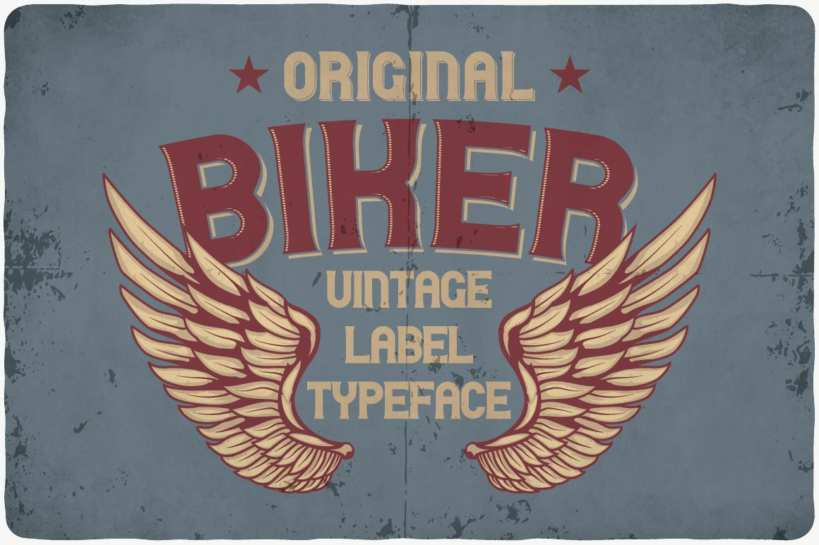 Vintage Fonts Bundle example image 27
