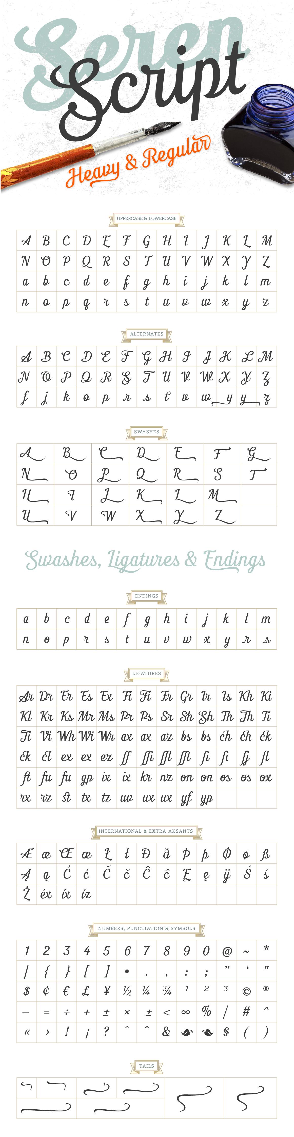 Seren Script example image 6