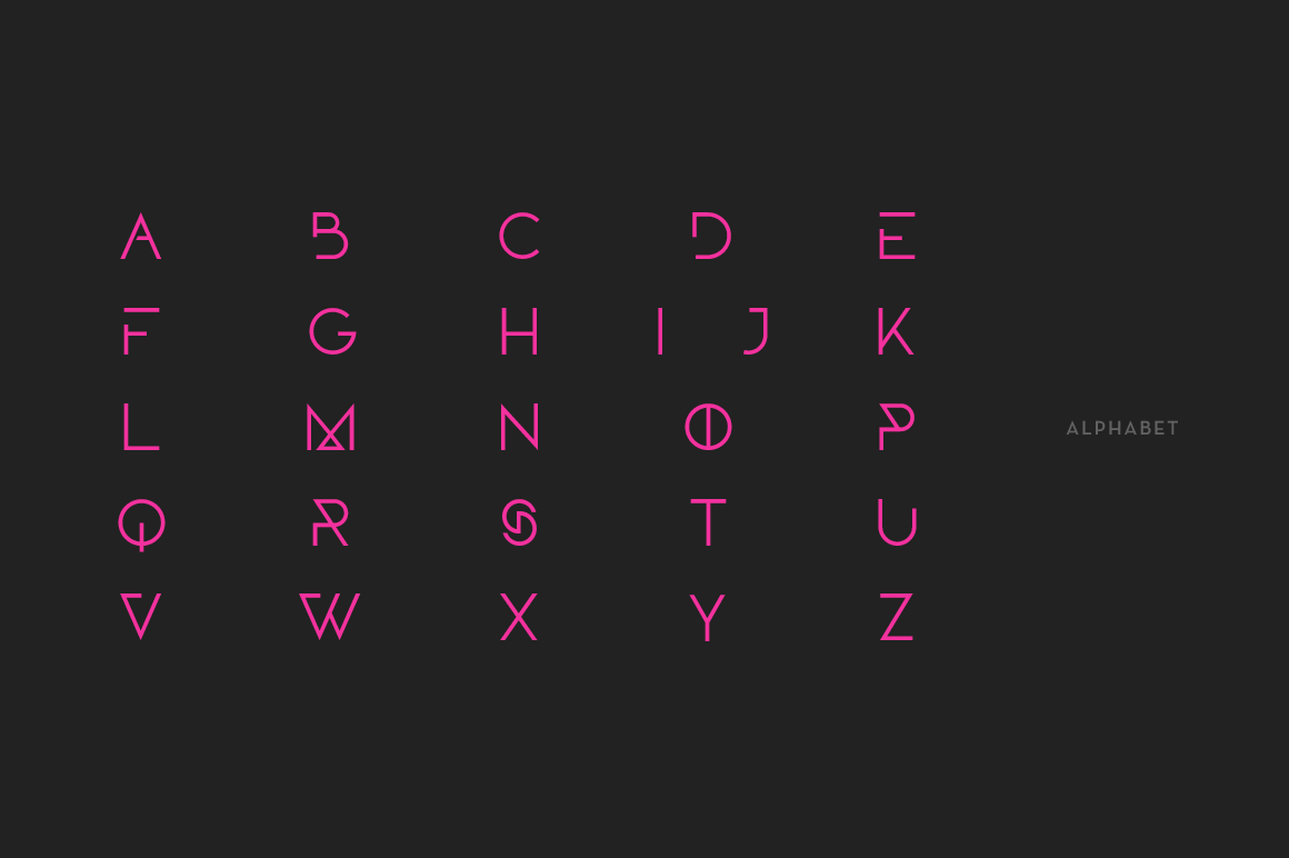 Vision - Font Family example image 5