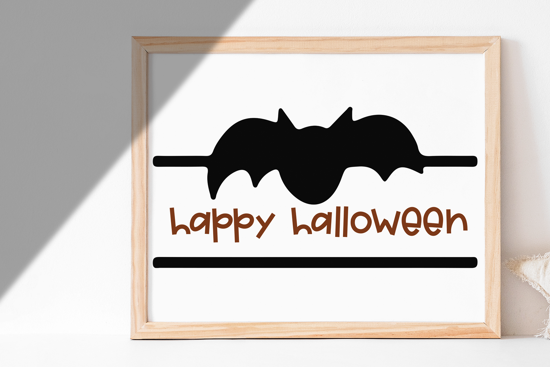 Spooky Splits - A Fun Halloween Doodles Split Font example image 3